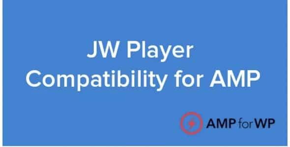 Plugin Amp JW Player Compatibility - WordPress