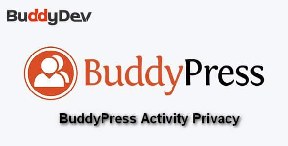 Plugin BuddyPress Activity Privacy - WordPress
