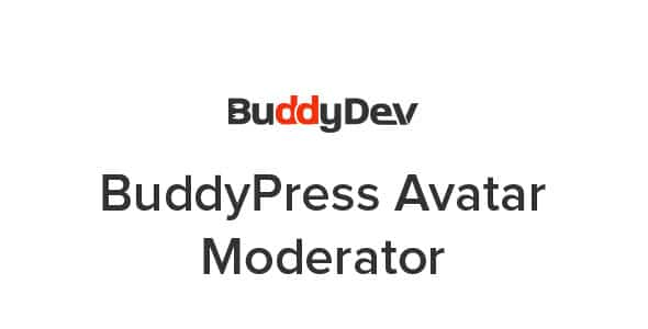 Plugin BuddyPress Avatar Moderator - WordPress