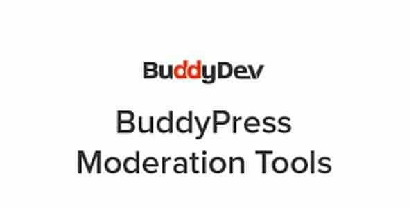 Plugin BuddyPress Moderation Tools - WordPress