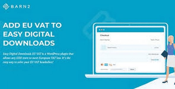 Plugin Easy Digital Downloads Eu Vat - WordPress