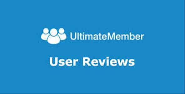 Plugin Ultimate Member User Reviews - WordPress