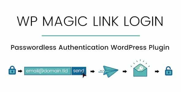 Plugin Wp Magic Link Login - WordPress