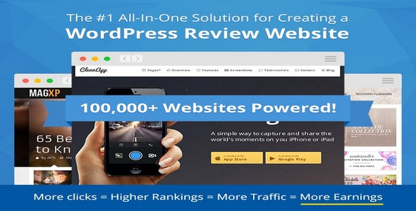 Plugin Wp Review Pro - WordPress