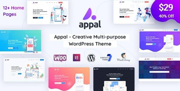 Tema Appal - Template WordPress