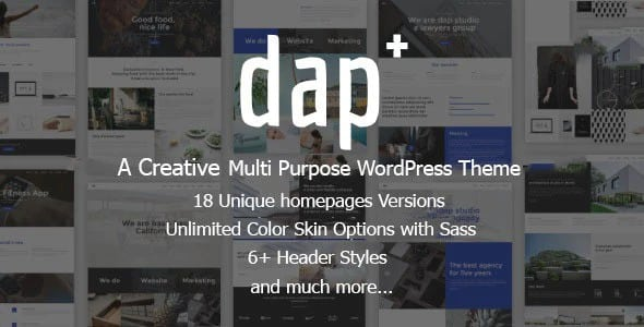 Tema Dap - Template WordPress
