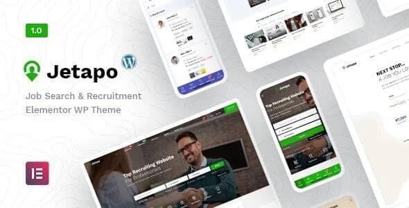 Tema Jetapo - Template WordPress
