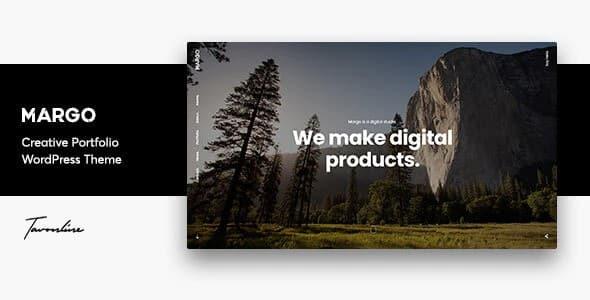 Tema Margo - Template WordPress