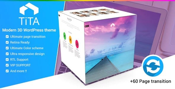 Tema Tita - Template WordPress