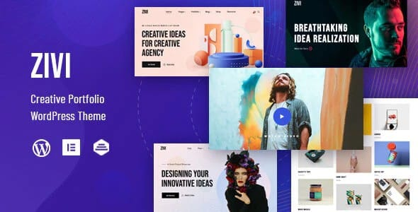 Tema Zivi - Template WordPress