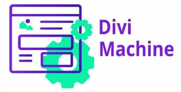 Plugin Divi Machine - WordPress