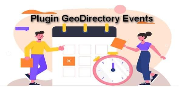Plugin GeoDirectory Events - WordPress
