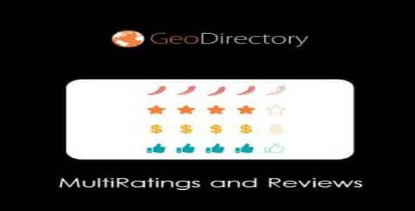 Plugin GeoDirectory MultiRatings and Reviews - WordPress