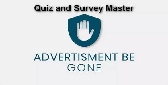 Plugin Quiz and Survey Master Advertisement Be Gone - WordPress