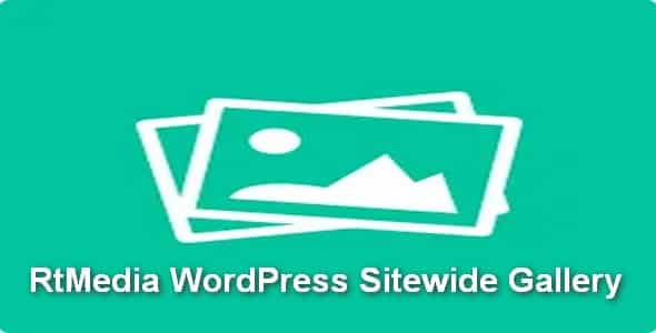 Plugin RtMedia WordPress Sitewide Gallery - WordPress