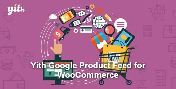 Plugin Yith Google Product Feed for WooCommerce - WordPress