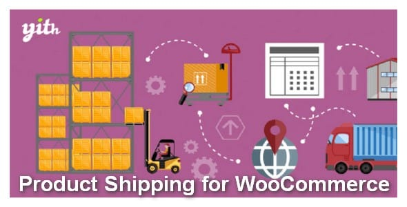 Plugin Yith Product Shipping for WooCommerce - WordPress