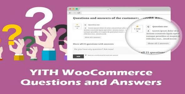 Plugin Yith WooCommerce Questions and Answers - WordPress