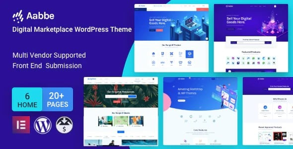 Tema Aabbe - Template WordPress