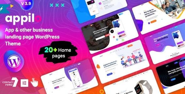 Tema Appilo - Template WordPress