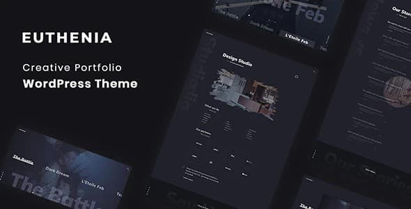 Tema Euthenia - Template WordPress