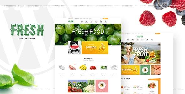 Tema Fresh themelexus - Template WordPress