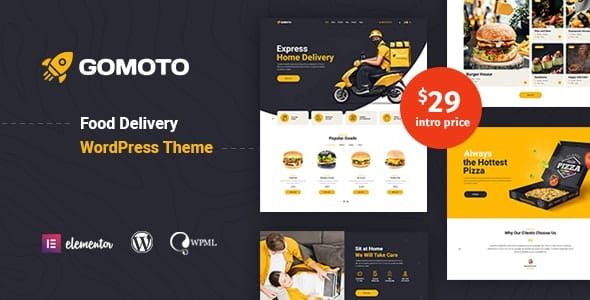 Tema Gomoto - Template WordPress