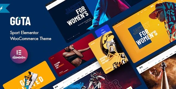 Tema Gota - Template WordPress