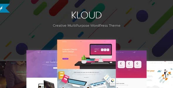 Tema Kloud - Template WordPress