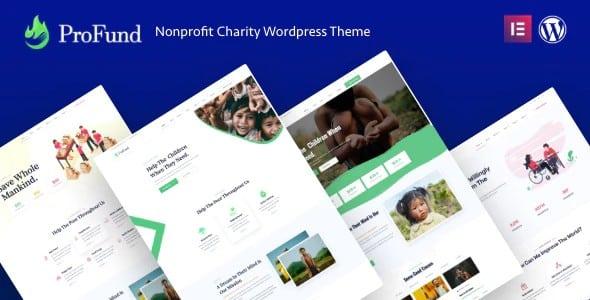 Tema Profund - Template WordPress