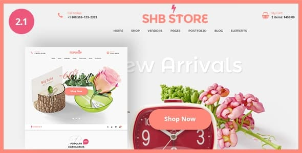 Tema Spa Health Beauty - Template WordPress
