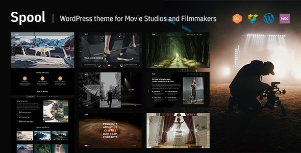 Tema Spool - Template WordPress
