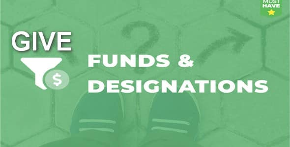 Give Funds and Designations - WordPress