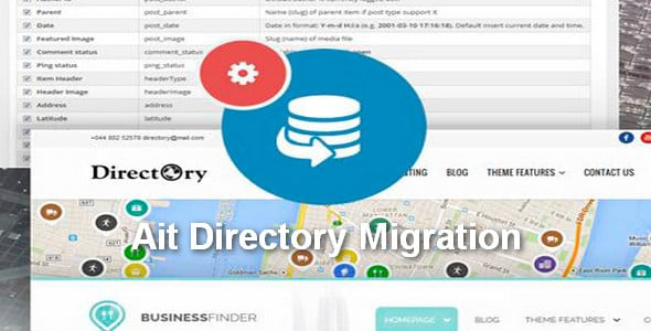 Plugin Ait Directory Migration - WordPress