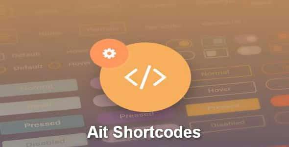 Plugin Ait Shortcodes - WordPress