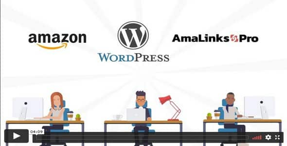 Plugin Amalinks Pro - WordPress