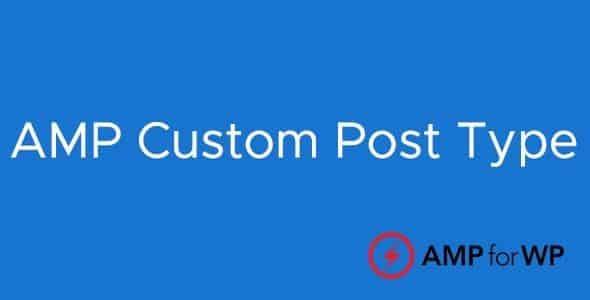 Plugin Amp Custom Post Type - WordPress