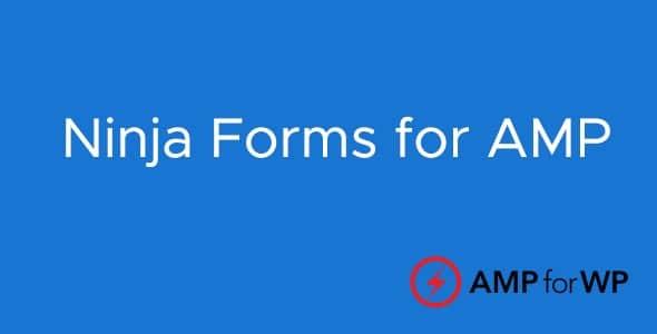 Plugin Amp Ninja Forms - WordPress