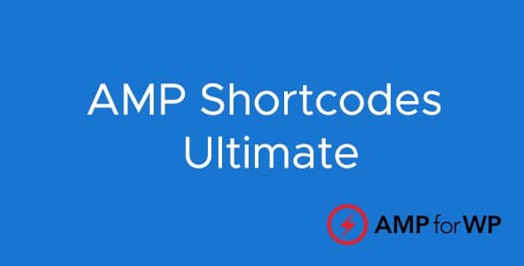 Plugin Amp Shortcodes Ultimate - WordPress