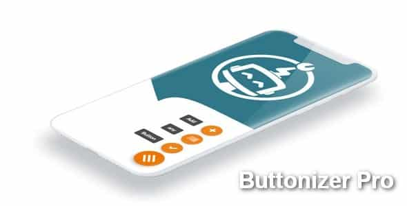 Plugin Buttonizer Pro - WordPress