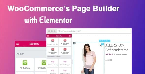Plugin DhWc Elementor - WordPress