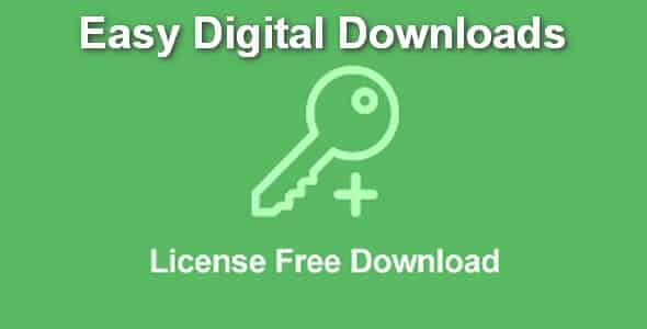 Plugin Easy Digital Downloads License Free Download - WordPress