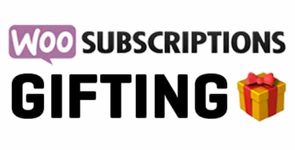 Plugin Gifting for WooCommerce Subscriptions - WordPress