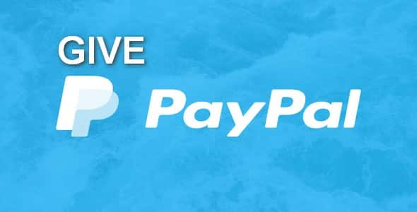 Plugin Give PayPal Pro Gateway - WordPress