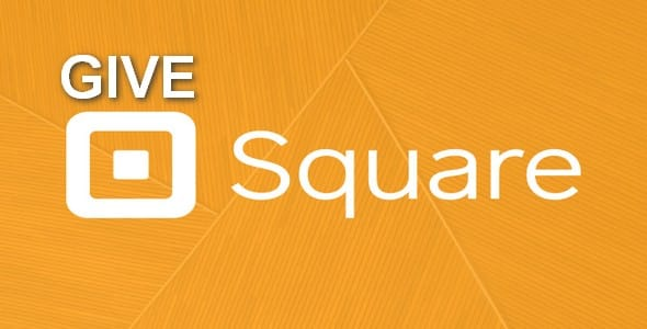 Plugin Give Square Gateway - WordPress