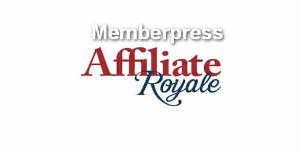 Plugin Memberpress Affiliate Royale - WordPress