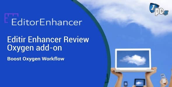 Plugin Oxygen Builder Editor Enhancer - WordPress