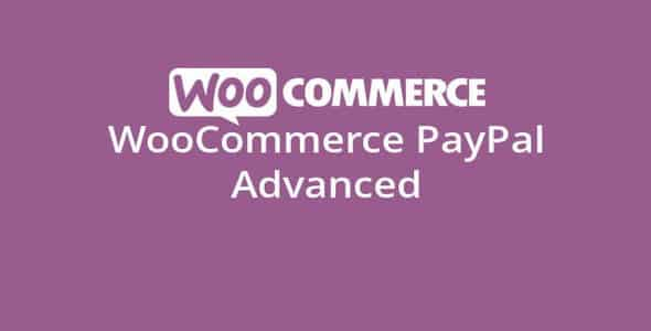 Plugin PayPal Advanced - WordPress