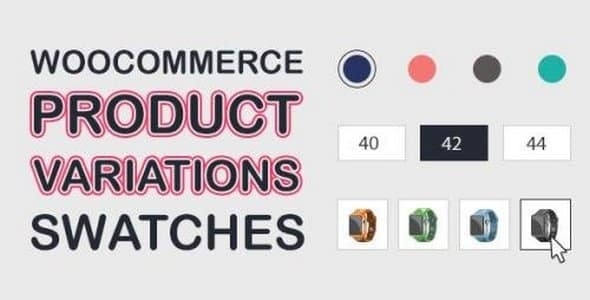 Plugin WooCommerce Product Variations Swatches - WordPress