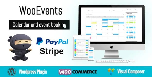 Plugin WooEvents - WordPress